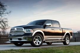 La Dodge Ram 1500 seleccionada como camioneta del año