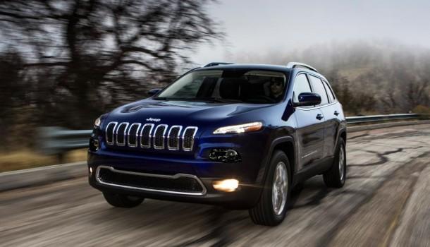 Todas las fotos del nuevo Jeep Cherokee