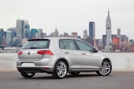 """VW Golf nombrado """"Auto Mundial 2013 del año"""" en Nueva York"""