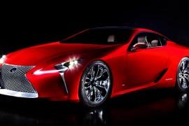 Lexus LF-LC, cuando los sueños se hacen realidad…