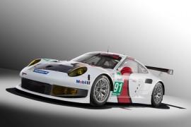 ¿Cómo se ve el 911 RSR 2013?