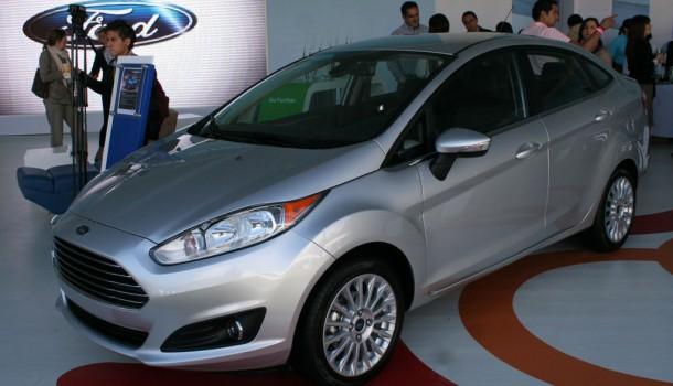 Ford Fiesta 2014, presentación oficial