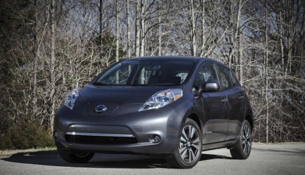 Nissan LEAF, el Mejor Auto Verde de 2013