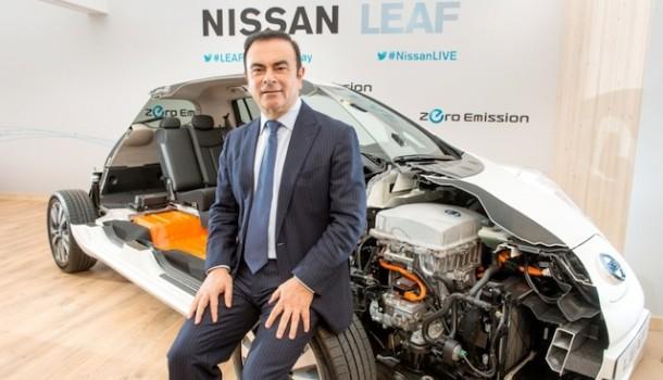 Noruega, líder global en vehículos eléctricos