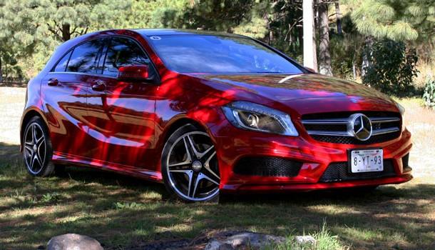 Marzo 2013 el mejor mes de ventas en la historia para Mercedes-Benz