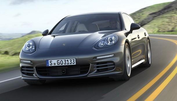 Porsche Panamera 2014, pocos cambios visuales