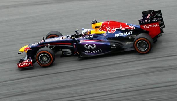 Infiniti Red Bull Racing: Previo al Gran Premio de China