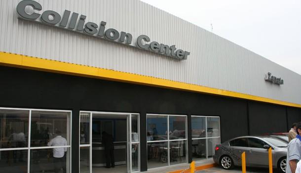 Mazda de México inaugura su cuarto Collision Center