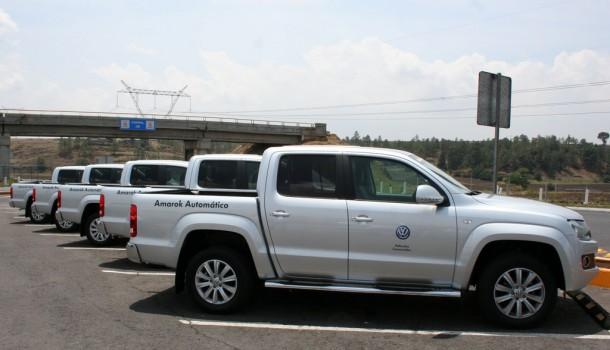 Volkswagen Amarok Automática