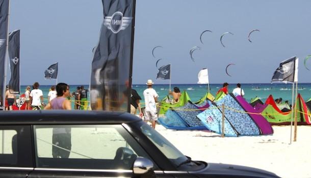 Comienza el MINI Kiteboard World Cup 2013 en México