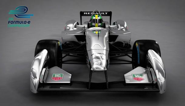 FIA Formula E, patrocinada por TAG Heuer