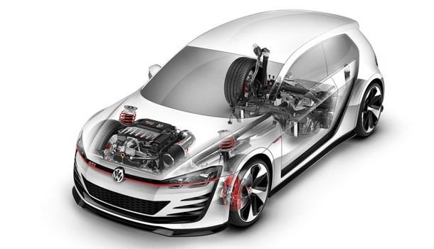 Volkswagen lleva al Golf a un nivel extremo