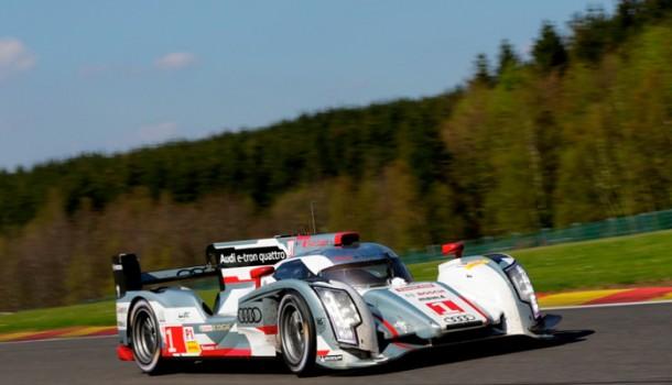 Audi Sport listo para Le Mans