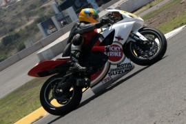 Todas las fotos del Track Day en moto