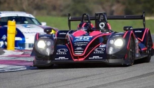 Mexicano conquista Le Mans