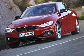 El nuevo BMW Serie 4 Coupe.
