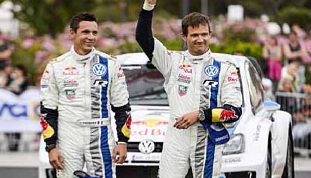 Puntualidad suiza en #LeMans24 y #WRC