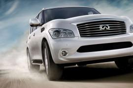 Infiniti QX56 recibe el galardón de Satisfacción de vehículos AutoPacific