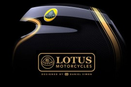 Motocicleta Lotus C-01, un proyecto interesante