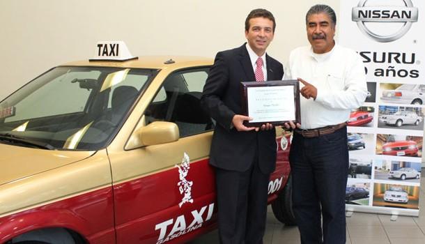 El Tsuru es el socio estratégico para los taxistas de México