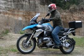BMW R 1200 GS, llevando la aventura a todos lados