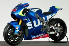 Suzuki de regreso al Moto GP