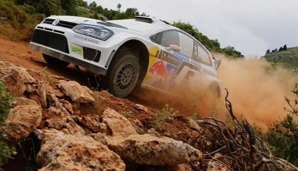 Latvala y Volkswagen ganan el rally de Grecia