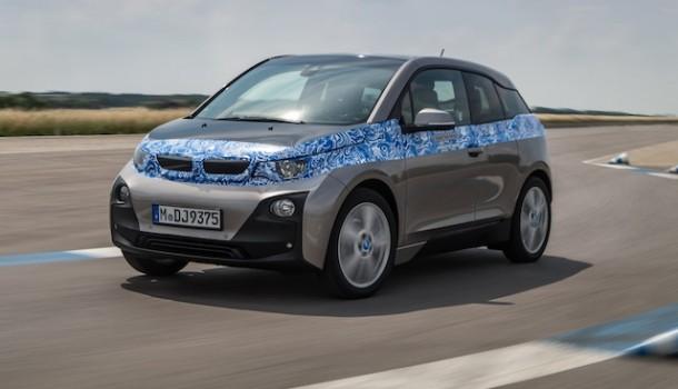 BMW i3, todo listo para su lanzamiento