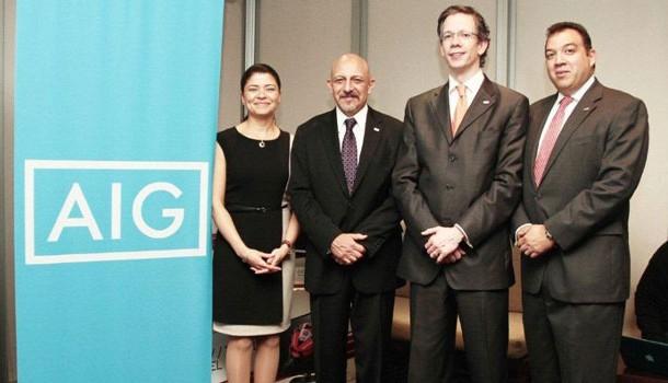 AIG Seguros México presentó en la Ciudad de México nuevos productos y soluciones