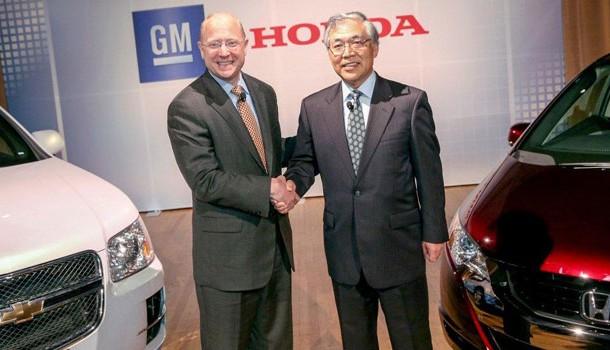 GM y Honda colaborarán en tecnologías de celdas de combustible de última generación