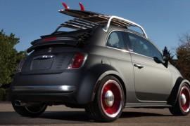 FIAT colaborará en la competencia Vans US Open of Surfing