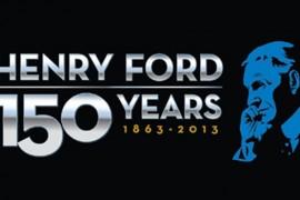 Ford celebra el 150 aniversario de Henry Ford