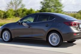 Así es el nuevo Mazda3 en versión sedán
