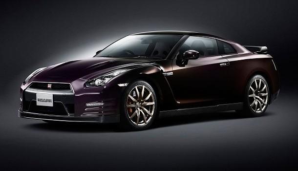 Nissan lanza la edición especial del GT-R Midnight Opal