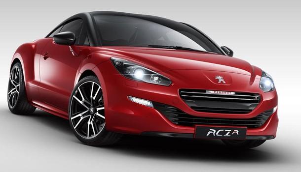 Peugeot RCZ R, la versión de producción