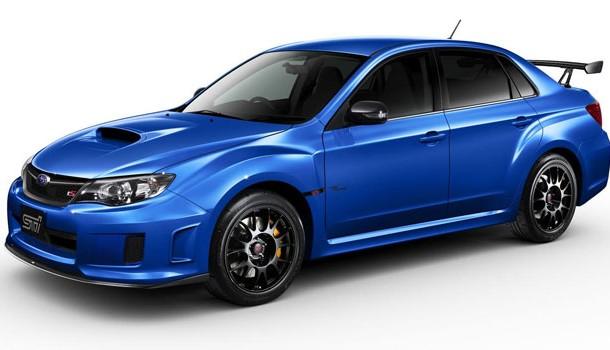 Subaru Impreza WRX STi tS Type RA NBR Challenge