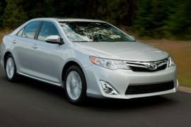 Toyota anuncia la venta de 10 millones de Camry en Estados Unidos