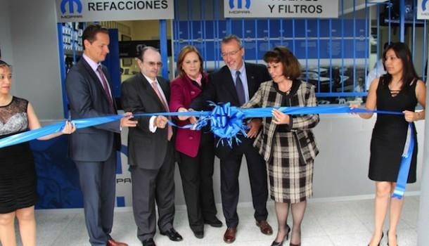 Mopar abre su segunda Mopar Shop en México