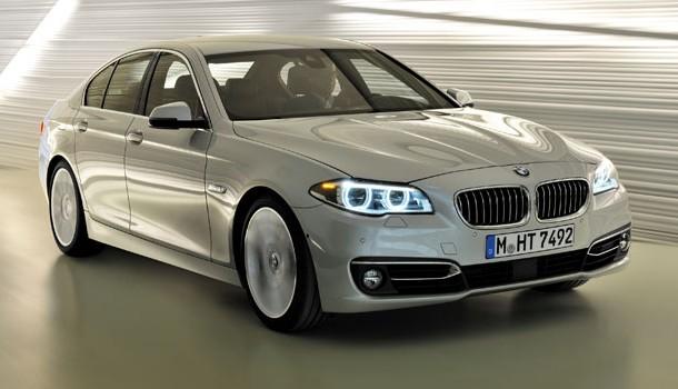 BMW presenta la renovada gama BMW Serie 5