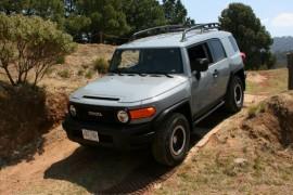 Toyota FJ Cruiser dejará de producirse