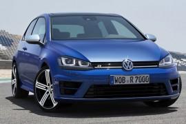 Volkswagen Golf R para el salón de Frankfurt