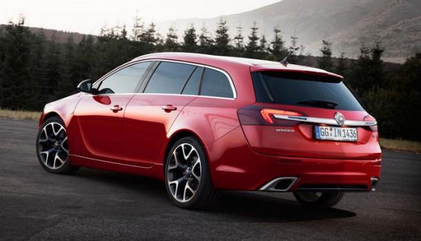 Opel Insignia 2014 – todas las fotos