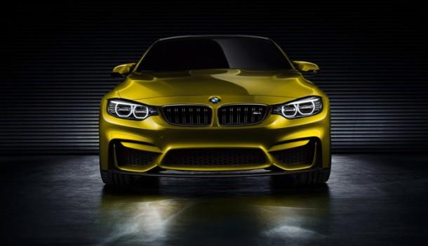 BMW M4 CONCEPT – TODAS LAS FOTOS