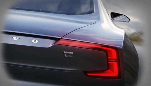 Volvo C Coupé Concept – primeras imágenes