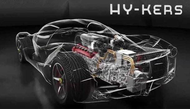 El futuro de Ferrari es híbrido