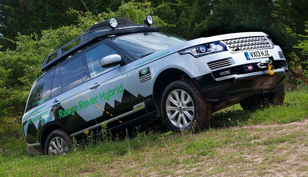 Range Rover apuesta por la hibridación diesel