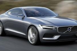 Volvo busca reinventarse con el Concept Coupé