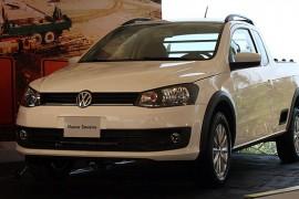 Volkswagen presenta el nuevo Saveiro 2014