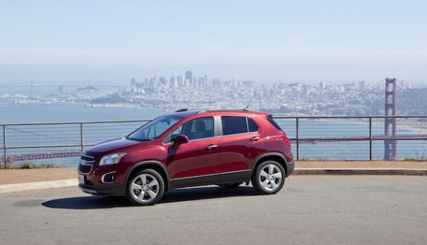 CHEVROLET TRAX LTZ TURBO 2014