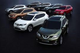 La completamente nueva Nissan X-Trail en Frankfurt